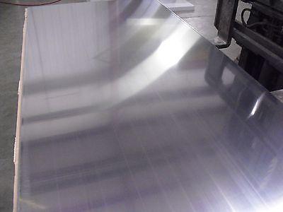 18 Aluminum 15 X 36 5052 Sheet Plate