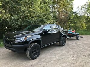Chevrolet Colorado Zr2 Diesel 2018