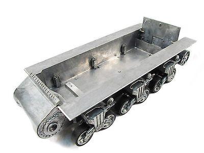 Mato MT188 1/16 RC Sherman Tank Metal Chassis W/ Road Wheels