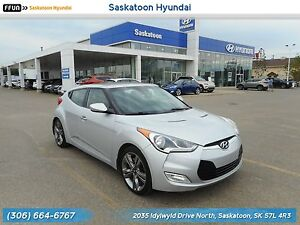 2012 Hyundai Veloster PST Paid - 6 Speed Manual - Back Up Camera