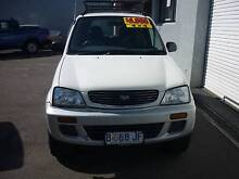 1998 Daihatsu Terios Wagon Devonport Devonport Area Preview