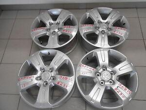 Holden-Captiva-2011-2012-Factory-17-Alloy-Rim-S-N-B6814-B6815-B6816-B6817