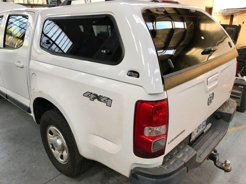 Premium ABS CANOPY for HOLDEN COLORADO & Premium ABS CANOPY for HOLDEN COLORADO   Other Parts u0026 Accessories ...