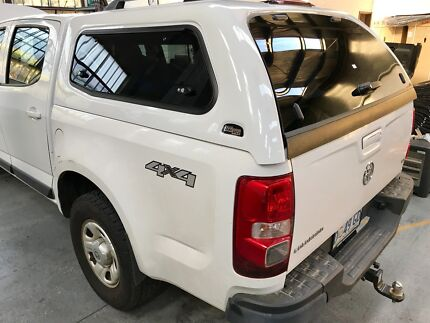 Premium ABS CANOPY for HOLDEN COLORADO & ute canopy in Adelaide Region SA | Other Parts u0026 Accessories ...