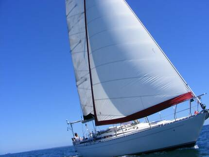 Yacht 41 ' fibreglass sell or may swap