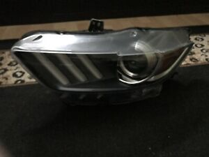 2015-17 Ford Mustang driver headlight