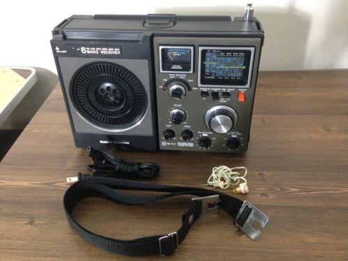 National PanasonicFM/MW/SW1/SW2/SW3/SW4 Receiver Model  RF-1180B, Excellent/Rare