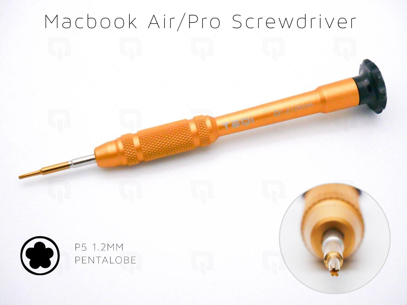 P5 1.2MM PENTALOBE SCREWDRIVER APPLE MACBOOK AIR /& MACBOOK RETINA CASE TOOL