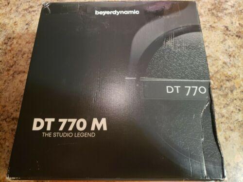 Beyerdynamic DT 770M Headband Headphones - Black