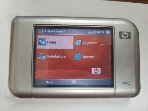 HP iPAQ rx4240 Mobile Media Companion PDA Handheld FA782AA#ABD - German