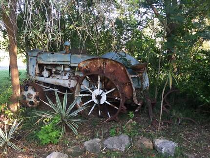 International Tractor for Restoration or Garden