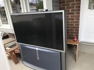 Sony 55-inch projection TV