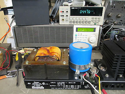 12v 16a Tested Linear Power Supply Onan 3-70354 Genrad 6067-0323-00 Clean Output