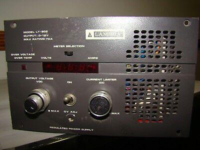 Lambda Lt-802 Power Supply Unit 0-18v 70a Used