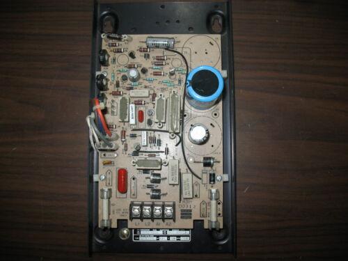 Bodine Electric DPM-5030C DC Drive (1/8HP, 115VAC Input)