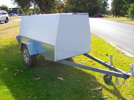 tool trailer/camping trailer