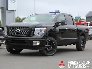 2017 Nissan Titan SV CREW | 4X4 | HEATED SEATS | NAV | BACK U...