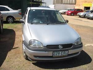 1998 Holden Barina Hatchback Kensington Bundaberg Surrounds Preview