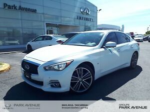 2015 Infiniti Q50 99$-SEMAINES LIMITED TECH PACK CAM360 BOSE JAN