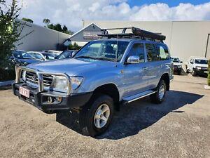 TOYOTA LANDCRUISER 100 GXL ADVANTAGE 2002 AUTO PETROL 4.5L Noosaville Noosa Area Preview