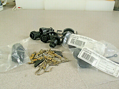 1 Lot Amp 206705-1 206062-1 2118760-1 Connectors Pins Male Female