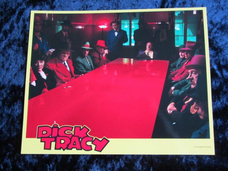 DICK TRACY lobby card # 4 JAMES CAAN mini lobby card