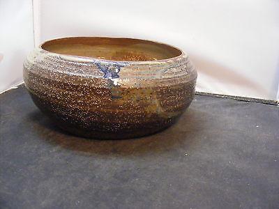 vintage studio art pottery bowls artist signed pottery bowls mid century modern