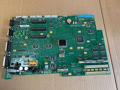 Varian 3800 Gc Main Board Pn 03-925089-00