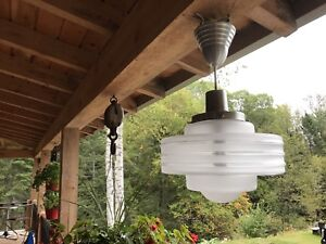 Vintage interior ceiling lamp (24 available)