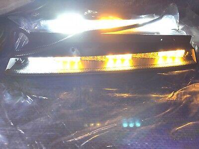 Whelen Inner Edge Xlp Super Led Lightbar Takedown Lights Chevy Tahoe Ppv New