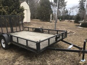 For Sale 7 x 12  trailer.         SOLD,  SOLD.