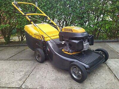 Petrol Lawn Mower, Stiga Combi Honda engine 20inch cut.