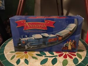 Anastasia vintage train set
