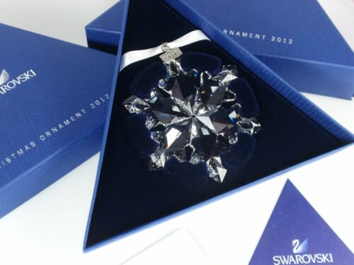 SWAROVSKI CHRISTMAS ORNAMENT 2012 MIB #1125019