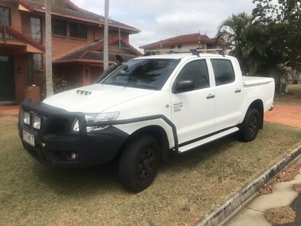 Toyota Hilux 4x4 Workmate