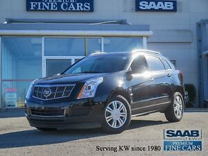 2012 Cadillac SRX AWD  Panorama Sunroof
