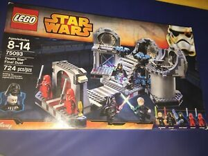 LEGO Star Wars 75093 DEATH STAR FINAL DUEL
