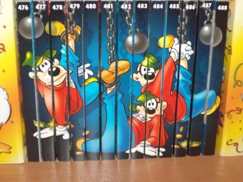 Comics Sammlung 13 LTB kompletter Jahrgang 2016 Band 476-488 1A Zustand!