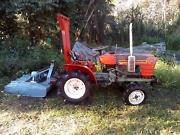 Yanmar tractor Doonan Noosa Area Preview