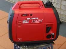 honda  20i generator Halls Head Mandurah Area Preview