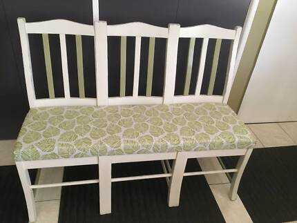 Bench seat custom madeTimber Bench seat   Dining Chairs   Gumtree Australia Eastern  . Outdoor Bench Seats Gumtree. Home Design Ideas