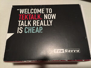 Tek talk VOIP box from Teksavy