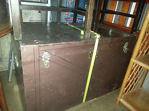 Tin Trunk For Sale Revesby Bankstown Area Preview