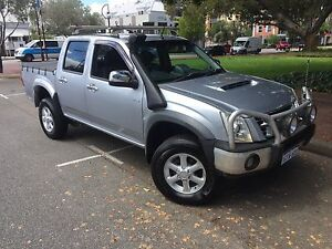 Isuzu D-Max 4x4 2010 only 89000 kms Northbridge Perth City Area Preview