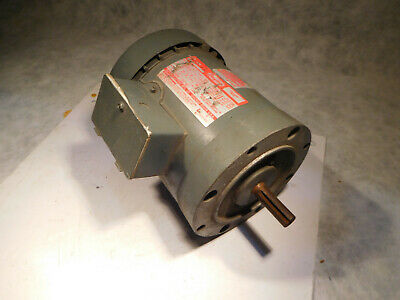 Dayton N237d Electric Motor 1hp 3450rpm 3ph