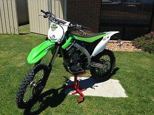 2013 KX450F Adelaide CBD Adelaide City Preview