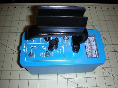 New Usa Made Geiger Counter Calibrated.