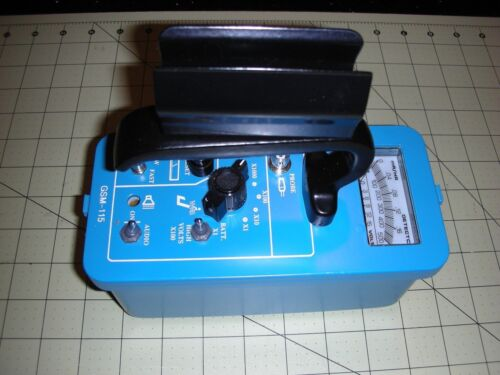 New USA Made Geiger Counter, Calibrated.