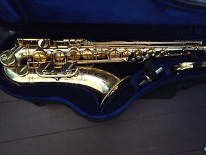 Yamaha 62 Tenor Saxophone Kelvin Grove Brisbane North West Preview