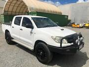 2011 Toyota Hilux SR 4x4 Dual Cab Manual Yatala Gold Coast North Preview